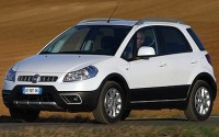 Ver precios y fichas técnicas Fiat Sedici