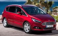 Ver precios y fichas técnicas Ford S-MAX