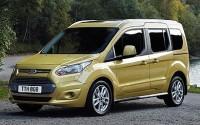 Ver precios y fichas técnicas Ford Compact Tourneo Connect