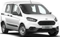 Ver precios y fichas técnicas Ford Transit Courier