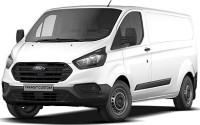Ver precios y fichas técnicas Ford Transit Custom
