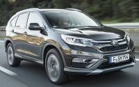 Ver precios y fichas técnicas Honda CR-V