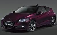 Ver precios y fichas técnicas Honda CR-Z