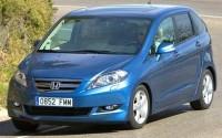 Ver precios y fichas técnicas Honda FR-V