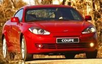 Ver precios y fichas técnicas Hyundai Coupe