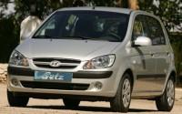 Ver precios y fichas técnicas Hyundai Getz