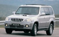 Ver precios y fichas técnicas Hyundai Terracan
