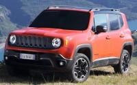 Ver precios y fichas técnicas Jeep Renegade