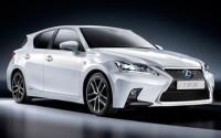Ver precios y fichas técnicas Lexus CT