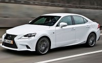 Ver precios y fichas técnicas Lexus IS