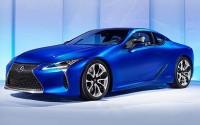 Ver precios y fichas técnicas Lexus LC