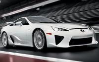Ver precios y fichas técnicas Lexus LFA