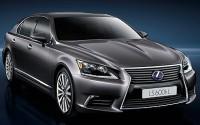 Ver precios y fichas técnicas Lexus LS