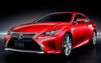 Ver precios y fichas técnicas Lexus RC