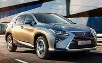 Ver precios y fichas técnicas Lexus RX