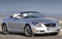 Ver precios y fichas técnicas Lexus SC