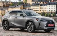 Ver precios y fichas técnicas Lexus UX