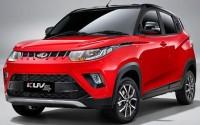 Ver precios y fichas técnicas Mahindra KUV100