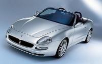Ver precios y fichas técnicas Maserati Spyder