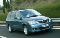 Ver precios y fichas técnicas Mazda MPV