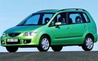 Ver precios y fichas técnicas Mazda Premacy