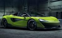Ver precios y fichas técnicas McLaren Sports Series