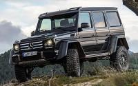 Ver precios y fichas técnicas Mercedes-Benz Clase G