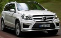 Ver precios y fichas técnicas Mercedes-Benz Clase GL