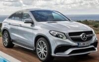 Ver precios y fichas técnicas Mercedes-Benz Clase GLE