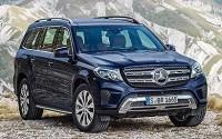 Ver precios y fichas técnicas Mercedes-Benz GLS