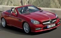 Ver precios y fichas técnicas Mercedes-Benz Clase SLK