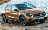 Ver precios y fichas técnicas Mercedes-Benz GLA