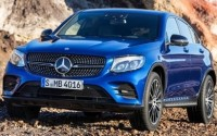 Ver precios y fichas técnicas Mercedes-Benz GLC Coupé