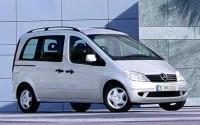 Ver precios y fichas técnicas Mercedes-Benz Vaneo