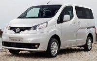 Ver precios y fichas técnicas Nissan Evalia