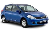 Ver precios y fichas técnicas Nissan Tiida