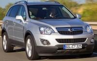Ver precios y fichas técnicas Opel Antara