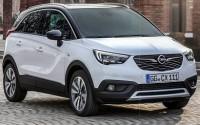 Ver precios y fichas técnicas Opel Crossland X