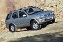 Ver precios y fichas técnicas Opel Frontera