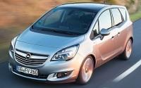 Ver precios y fichas técnicas Opel Meriva
