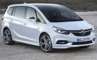 Ver precios y fichas técnicas Opel Zafira