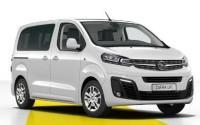 Ver precios y fichas técnicas Opel Zafira Life