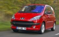 Ver precios y fichas técnicas Peugeot 1007