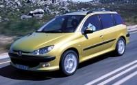 Ver precios y fichas técnicas Peugeot 206