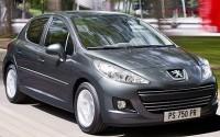 Ver precios y fichas técnicas Peugeot 207