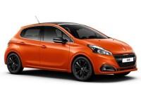 Ver precios y fichas técnicas Peugeot 208