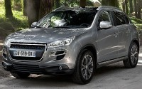 Ver precios y fichas técnicas Peugeot 4008
