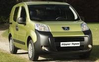 Ver precios y fichas técnicas Peugeot Bipper
