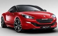 Ver precios y fichas técnicas Peugeot RCZ