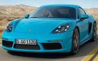 Ver precios y fichas técnicas Porsche 718